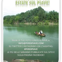 Condividi la tua estate sul Piave