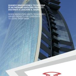 Cover brochure Lorenzon E&T