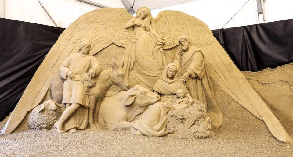 Online il nuovo sito di Jesolo Sand Nativity
