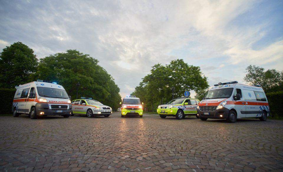 Ambulanze Veneto – Friuli: il nuovo sito web